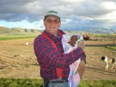Naomi joined our Spray Millet farm in jan '04!!!